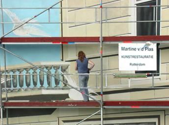 Kunstrestauratie Rotterdam-Martine van der Plas